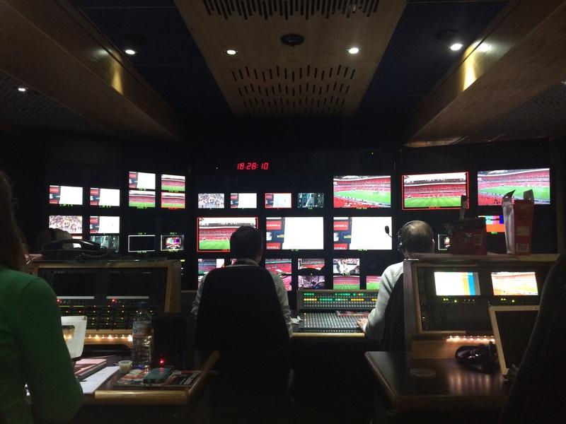 The Guru podcast live sports coverage