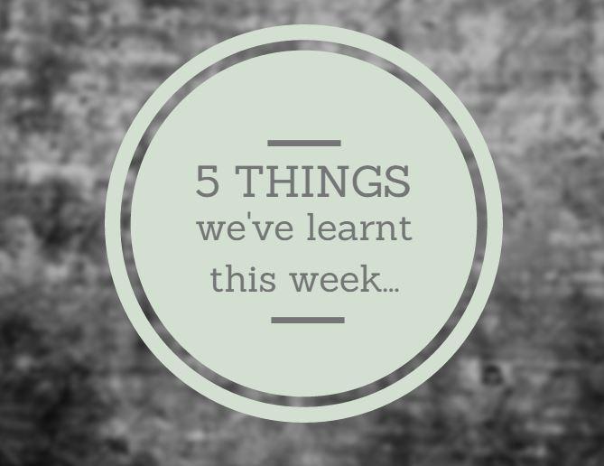 5 Things Image